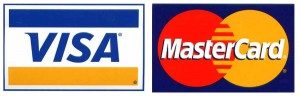 Wasco Bail Bonds accepts Visa and Mastercard
